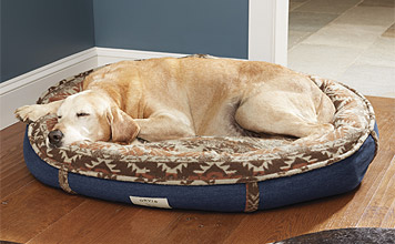 Orvis Dog Bed 1